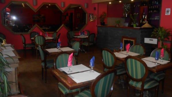 Restaurant - Addis Ababa, Nice