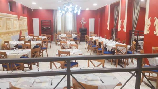 Vista sala - The Pizza Brothers, Casabianca