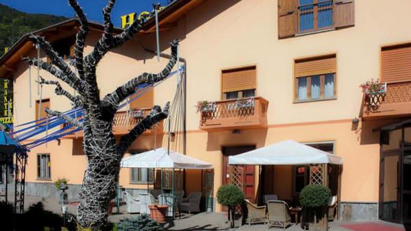 L'hotel ristorante - Lion, Roure