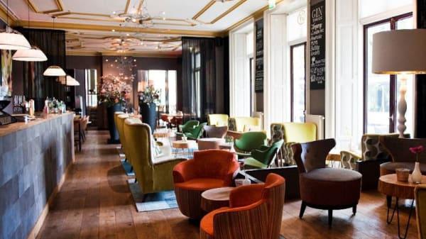 Lounge - Villa Ruimzicht, Doetinchem