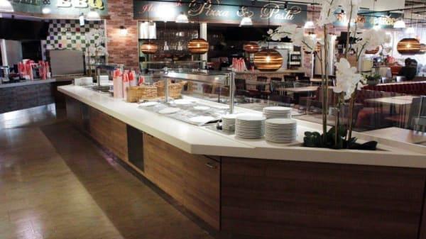 Rum - Strömstad Food Court & Bowling, Strömstad