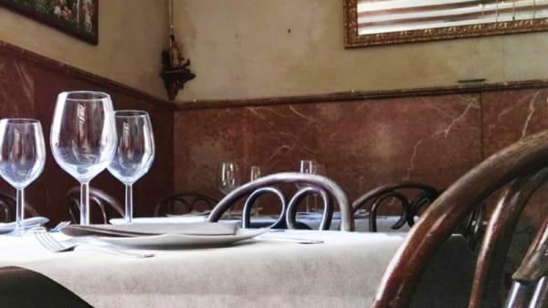 Detalle sala - 1900 - Hotel 1900 Casa Anita, Requena