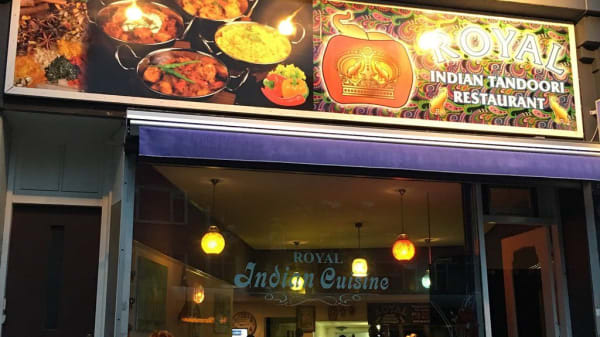 Royal Indian Tandoori Restaurant, Rotterdam