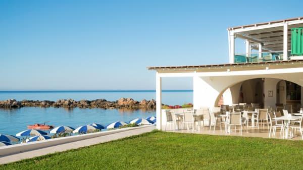 Vista dall'esterno - Beach RistoBar - Hotel Dei Pini, Alghero