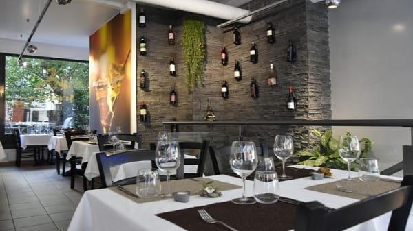 Salle du restaurant - Spinella, Genève