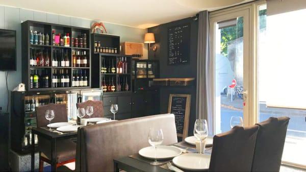 Vue de la salle - La Cantina de JC, Arès