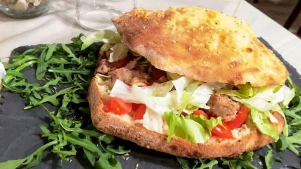 Suggerimento dello chef - Pizzeria Giuffrida, Avola