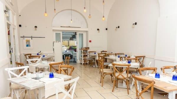 Veduta dell interno - Ristorante Pizzeria Da Giufè, Vietri sul mare