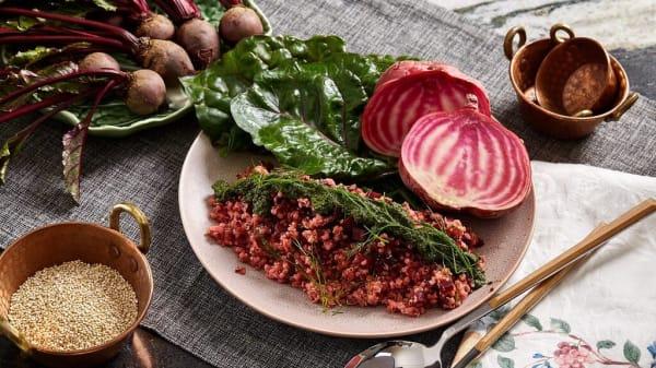 Sugestão do chef - Gengibre Cozinha Criativa, Alcácer do Sal