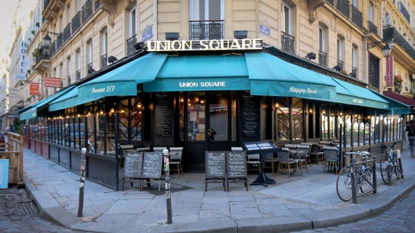 Union Square, Paris