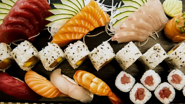 sushi1 - Vício de Boca, Leiria