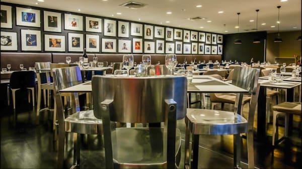 Vue d'ensemble - Café Barrière - Casino Barrière de Bordeaux, Bordeaux