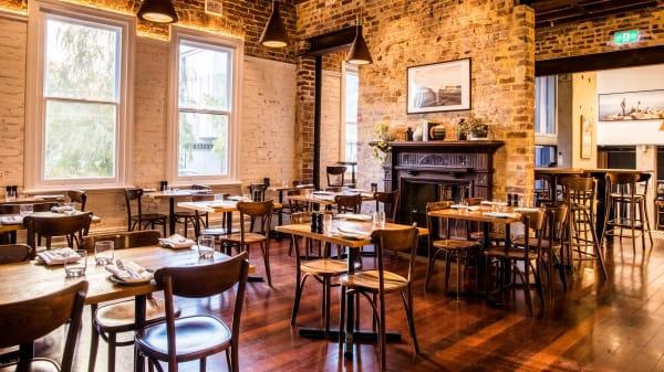 Julio's Italian Restaurant, West Perth (WA)