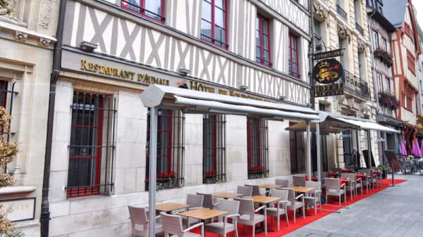 Restaurant - Les deux Rois, Rouen