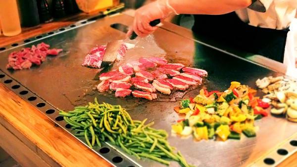En cuisine - Aomori, Paris