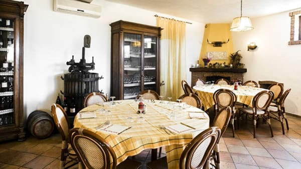 sala - La Casereccia, Naples
