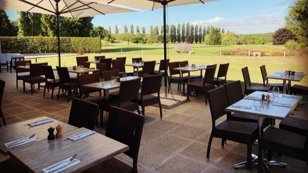 L'Eden Green restaurant, Civry-la-Forêt