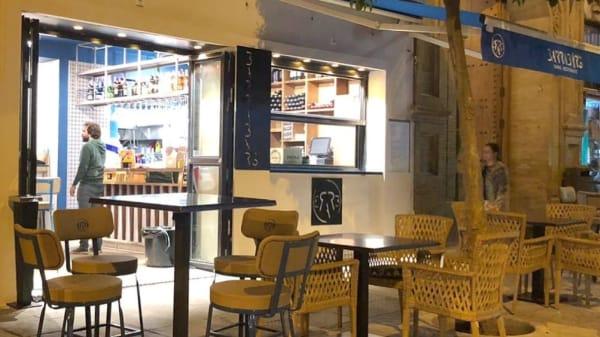 Entrada - Barrabas Triana, Sevilla