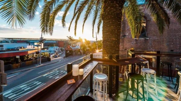 terrace - The Lord Alfred Hotel - Paddington, Brisbane (QLD)