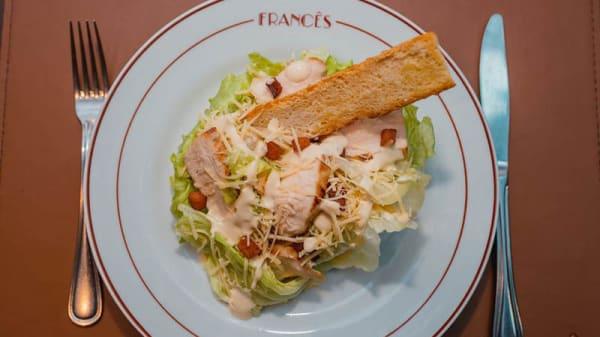 Sugestão prato - Francês Restaurante, Rio de Janeiro
