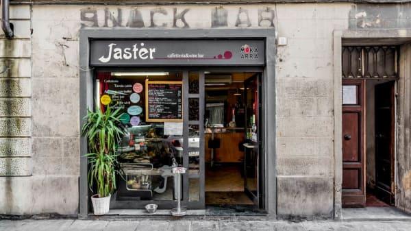entrata - Jaster, Florence