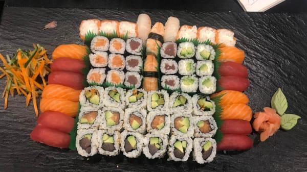 Suggestion de plat - Himalayan Sushi et Wok, Nancy