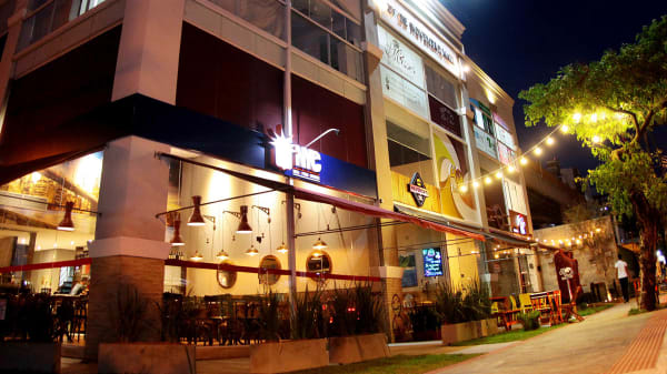 Fachada - NYC Restaurante, Vila Velha