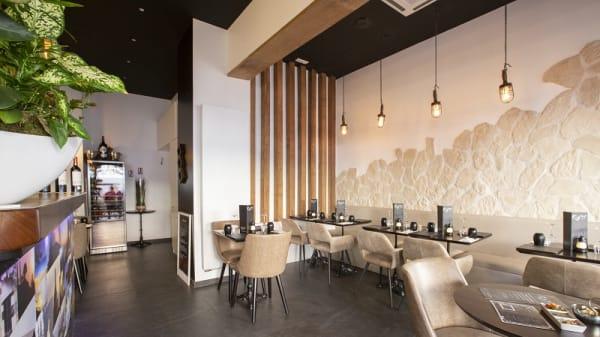 1 - QG961 Cuisine libanaise raffinée, Boulogne-Billancourt