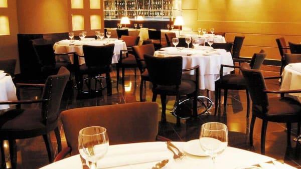Interior - Restaurante Norton, Brasília