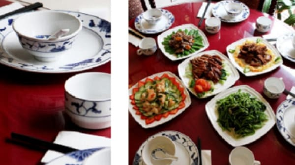 Assorted dishes - Dong Yuan, København K