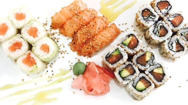 Suggestion du chef - Pink Sushi, Marmande