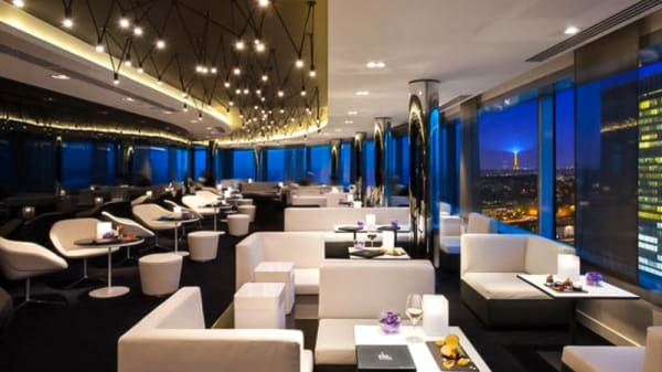 Skyline Paris Bar & Lounge - Skyline Paris Bar & Lounge - Hôtel Meliá París La Défense, Courbevoie
