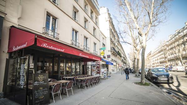 Rosmarino - Le Rosmarino, Paris