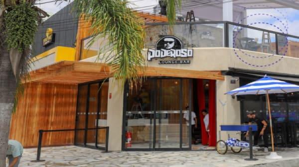 Entrada - Poderoso Lounge Bar, São Paulo