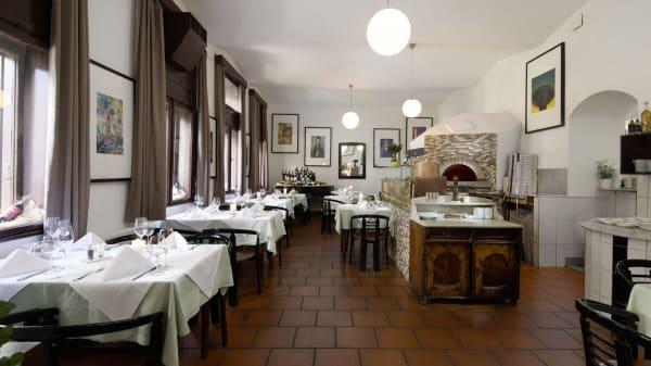 Intern - La Tavolozza, Wien