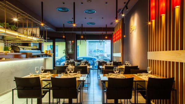 Vista della sala - Sunny Restaurant, Milano