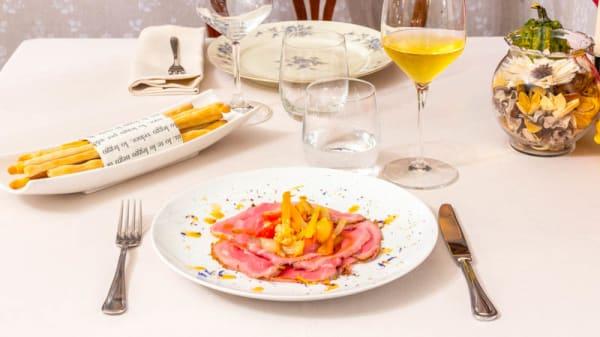Suggerimento dello chef - Ristorante Circolo dei Lettori, Torino