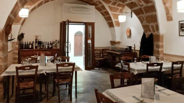 sala - Trattoria Cavour, Alghero