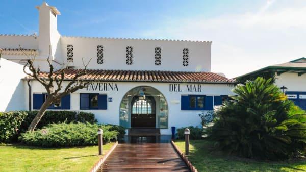 Vista entrada - La Taverna Del Mar, S'Agaró