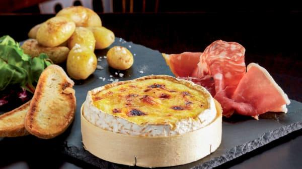 Camembert Rôti - Au Bureau, Orléans