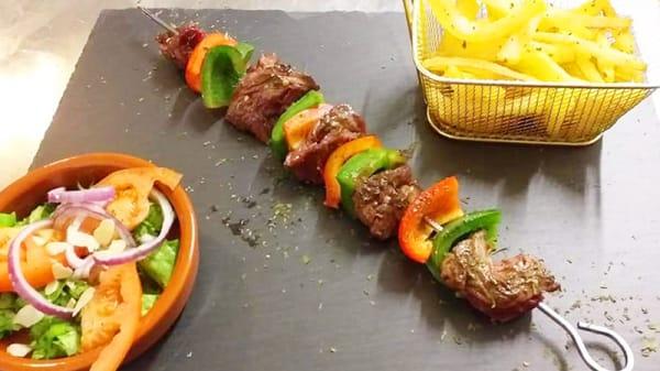 Suggestion du chef - La Flambée del Sud, Béziers
