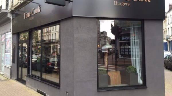 Time Cook - Burgers, Lille