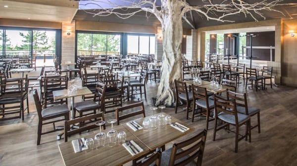 Salle du restaurant - Côtes et dunes, Saint-Brevin-les-Pins