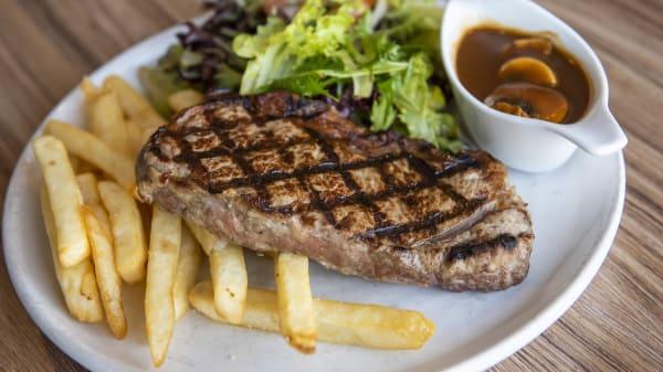 Steak - Stoney's Club, Bacchus Marsh