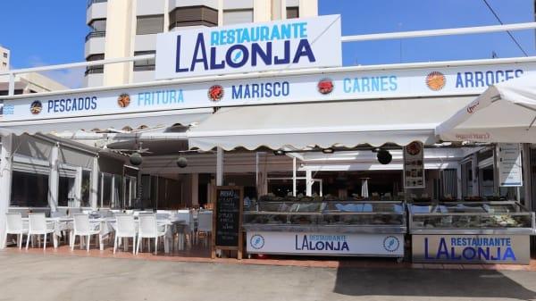La Lonja, Calp