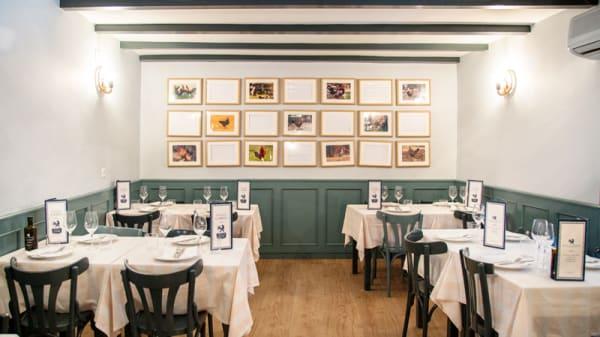Restaurante El Gallocanta en Madrid, Museo del Prado - Menú, opiniones,  precios y reserva