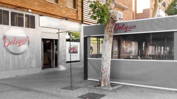 Terraza - Deliquio, Madrid