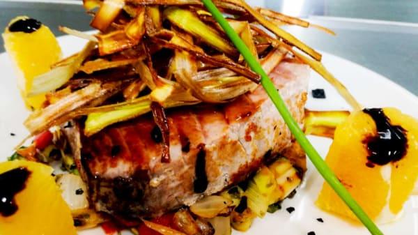 Sugerencia del chef - Al plato, Merida