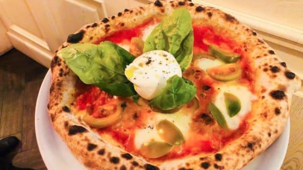 Burrata - Mister Pizza - Piazza del Duomo, Firenze