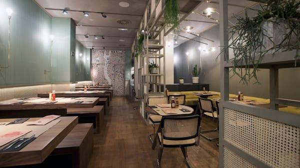 Vista Sala - New York Burger - Miguel Ángel, Madrid